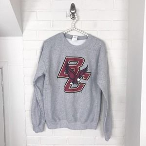 {Boston College} BC Eagles Sweatshirt